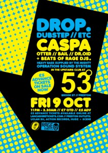 Caspa. Drop Preston