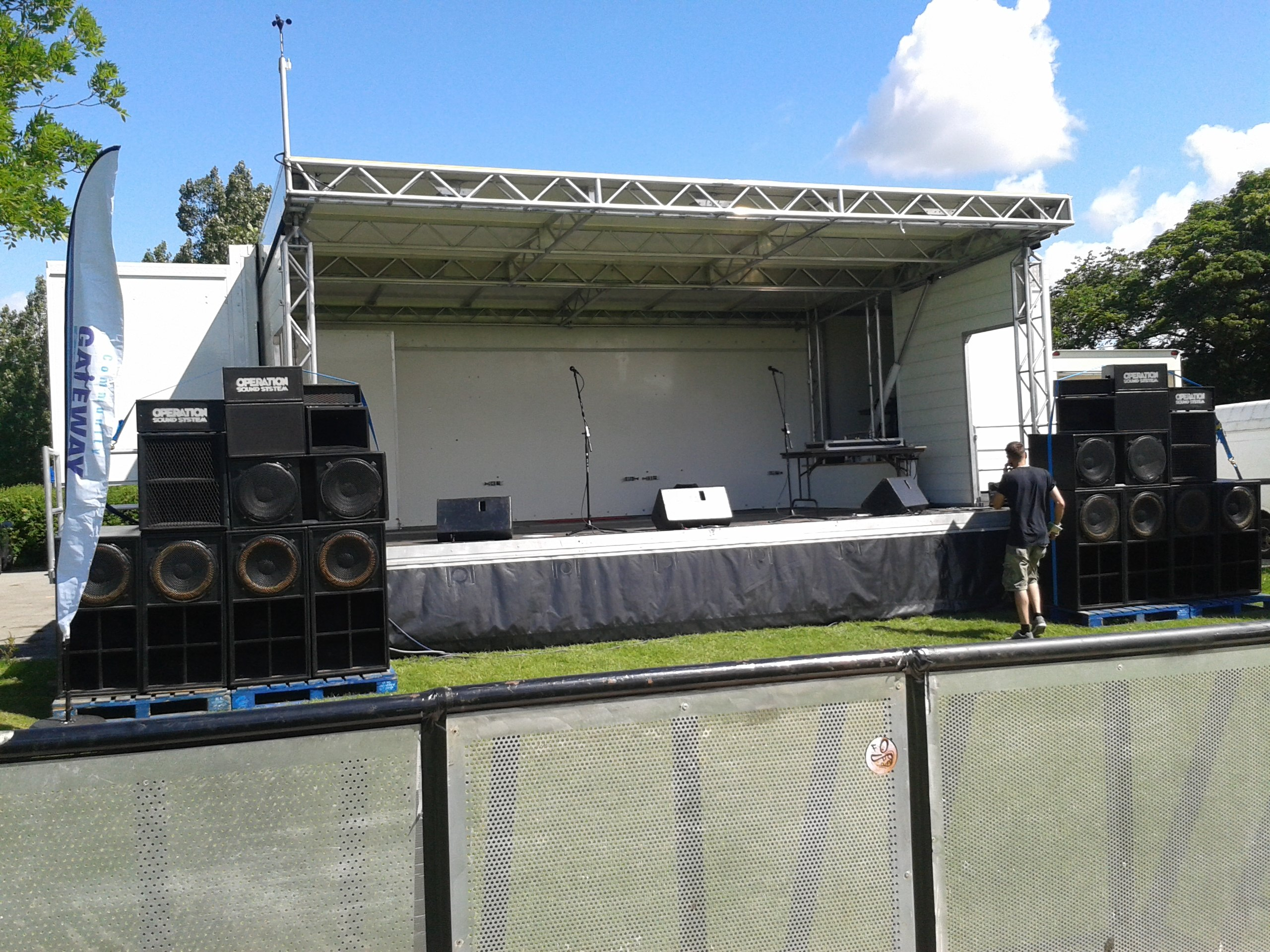 Sound System - to hire